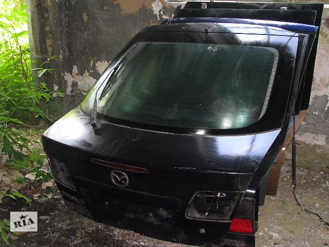 крышка багажника для хэтчбека Mazda 6, 2004- объявление о продаже  в Львове