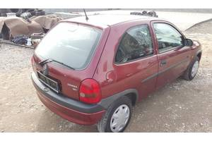 б/у Крышки багажника Opel Corsa 3d