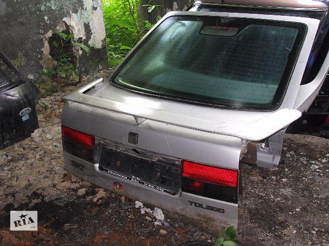 продам крышка багажника для хэтчбека Seat Toledo, 1994 бу в Львове