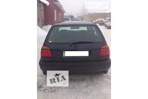 б/у Крышки багажника Volkswagen Golf IIІ