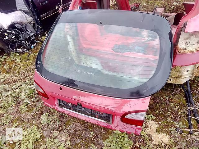 купить бу крышка багажника для купе Daewoo Lanos 2004 в Львове