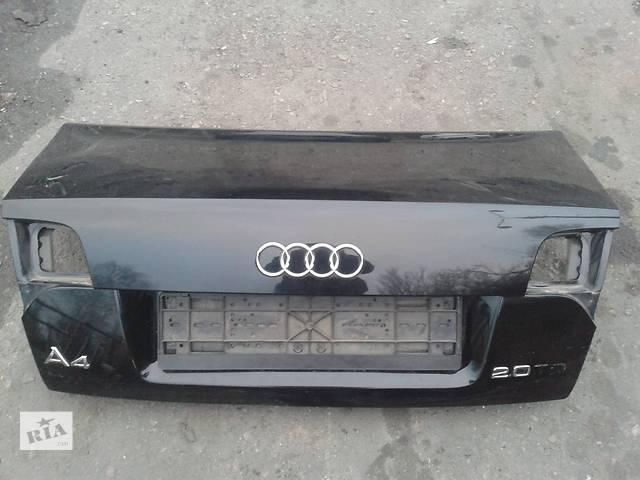 Крышка багажника для легкового авто Audi A4- объявление о продаже  в Запорожье
