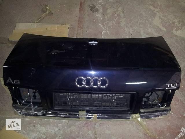 бу  Крышка багажника для легкового авто Audi A8 2001гг в Львове