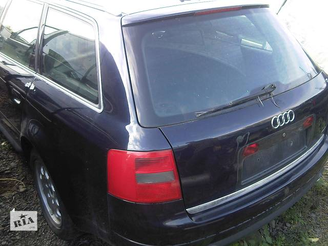 купить бу  Крышка багажника для легкового авто Audi S6 в Ужгороде