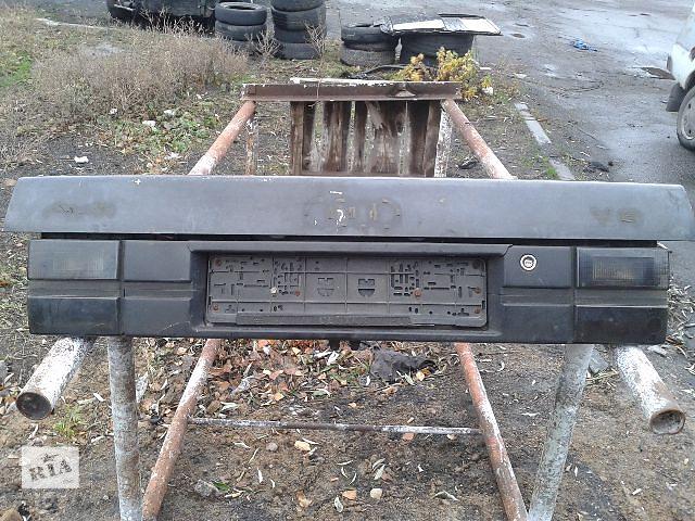 бу Крышка багажника для легкового авто Audi V8 1991 в Запорожье