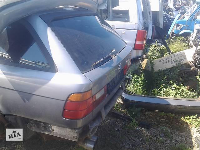 Крышка багажника для легкового авто BMW 5 Series (все)- объявление о продаже  в Ужгороде