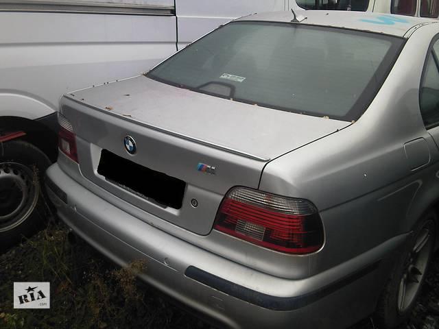 продам  Крышка багажника для легкового авто BMW 5 Series бу в Ужгороде