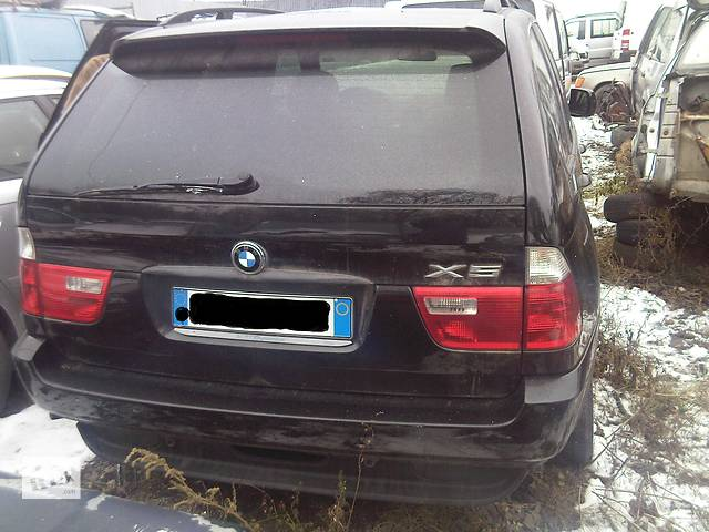купить бу  Крышка багажника для легкового авто BMW X5 в Ужгороде