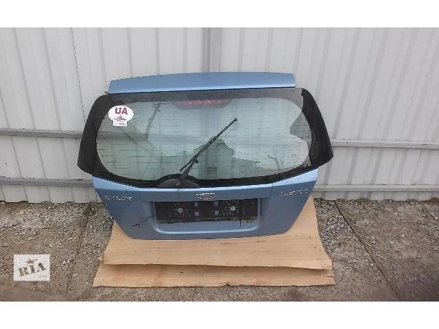 продам Крышка багажника для легкового авто Chevrolet Aveo T200 бу в Тернополе