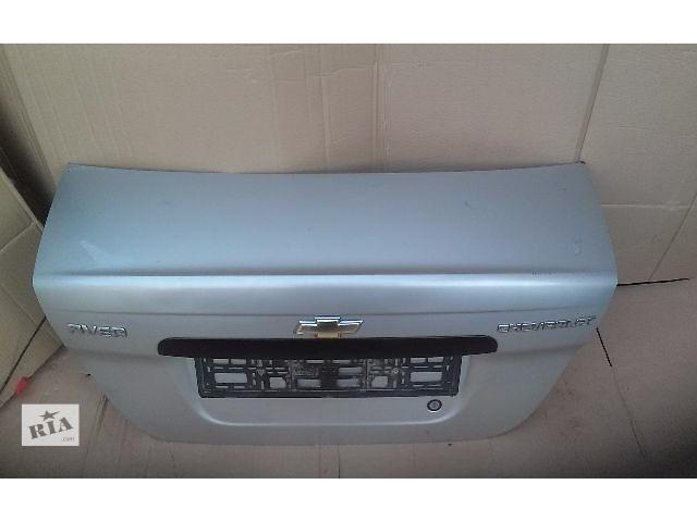 Крышка багажника для седана Chevrolet Aveo T200- объявление о продаже  в Тернополе