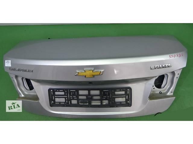 Крышка багажника для легкового авто Chevrolet Cruze- объявление о продаже  в Тернополе