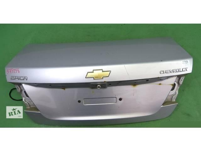 бу Крышка багажника для легкового авто Chevrolet Epica З в Тернополе