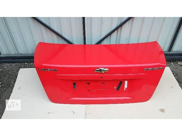 бу Крышка багажника для легкового авто Chevrolet Lacetti в Тернополе