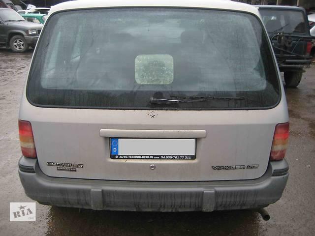 купить бу  Крышка багажника для легкового авто Chrysler Voyager в Львове