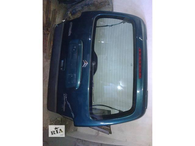 Крышка багажника для легкового авто Citroen Berlingo- объявление о продаже  в Стрые