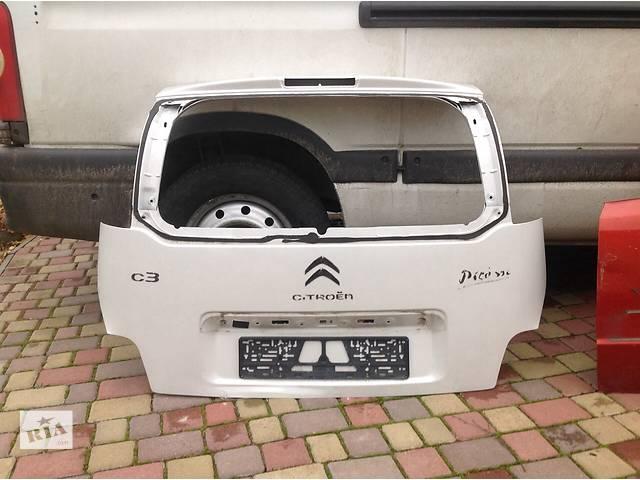 Крышка багажника для легкового авто Citroen C3 Picasso- объявление о продаже  в Остроге