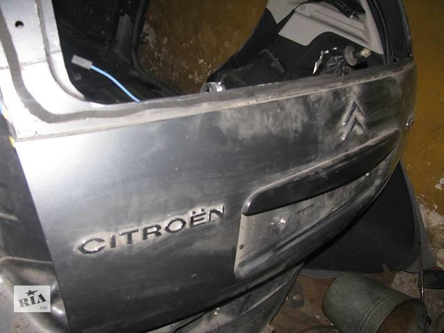 бу  Крышка багажника для легкового авто Citroen C3 в Днепре (Днепропетровск)