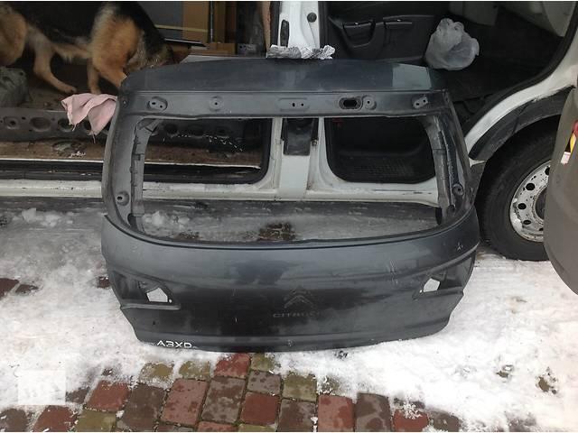 Крышка багажника для легкового авто Citroen C4- объявление о продаже  в Остроге