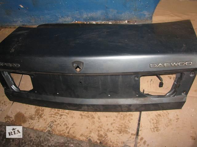 продам  Крышка багажника для легкового авто Daewoo Espero бу в Днепре (Днепропетровск)
