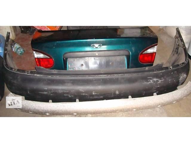 бу Крышка багажника для легкового авто Daewoo Lanos в Днепре (Днепропетровске)