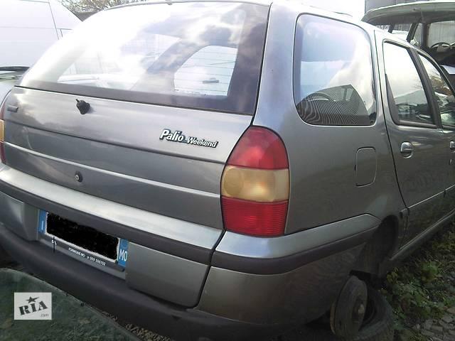 бу  Крышка багажника для легкового авто Fiat Palio в Ужгороде