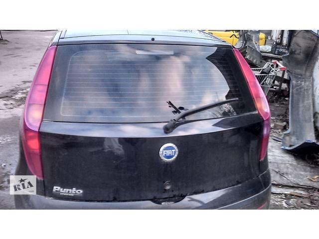 продам  Крышка багажника для легкового авто Fiat Punto бу в Киеве