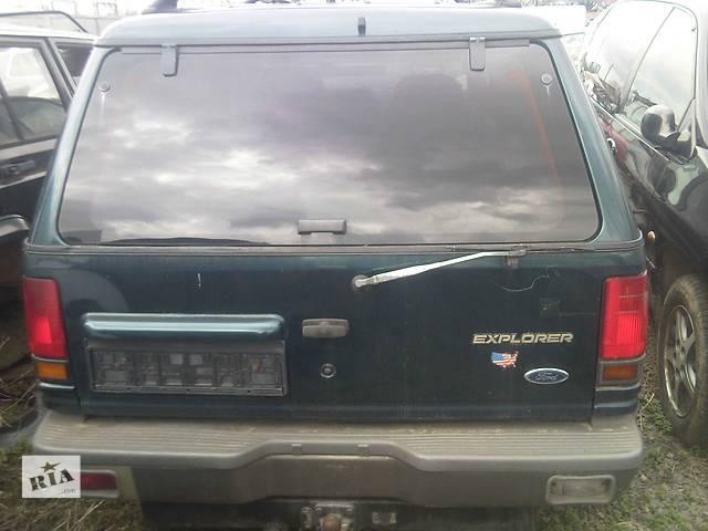 продам  Крышка багажника для легкового авто Ford Explorer бу в Ужгороде