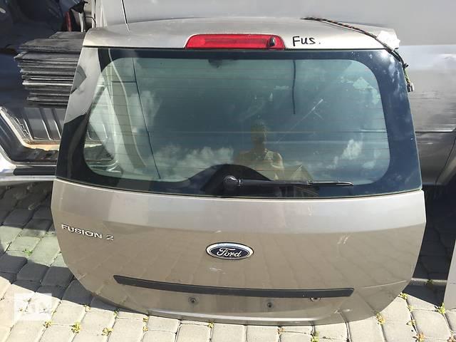 продам Крышка багажника для легкового авто Ford Fusion бу в Львове