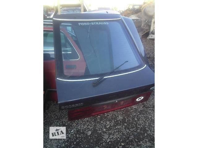 Крышка багажника для легкового авто Ford Scorpio- объявление о продаже  в Ужгороде