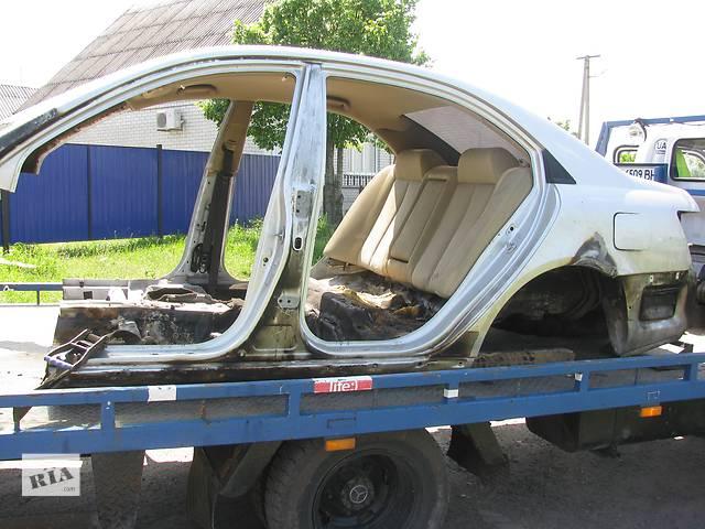 продам  Крышка багажника для легкового авто Hyundai Sonata бу в Днепре (Днепропетровске)