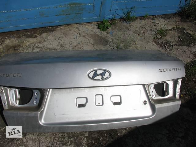 Крышка багажника для легкового авто Hyundai Sonata- объявление о продаже  в Днепре (Днепропетровске)