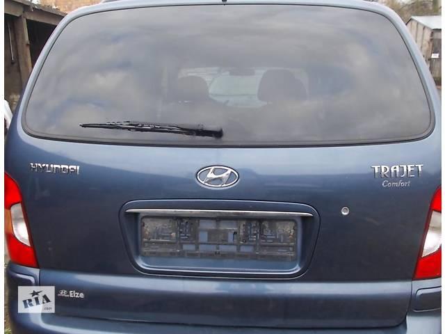 купить бу  Крышка багажника для легкового авто Hyundai Trajet в Львове