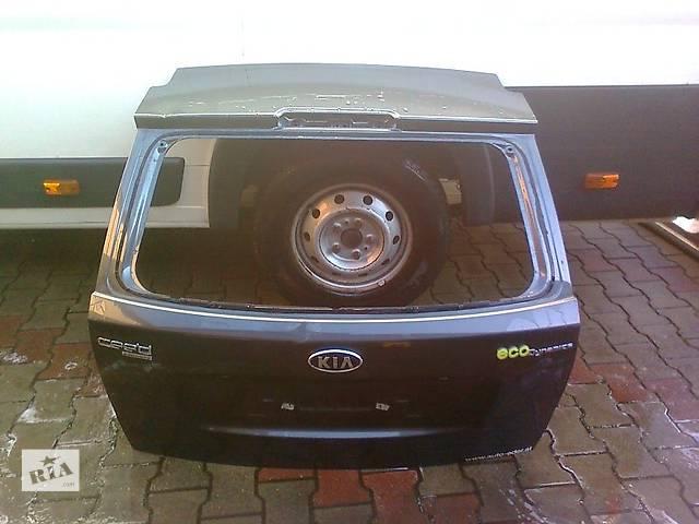 продам  Крышка багажника для легкового авто Kia Ceed SW бу в Мукачево