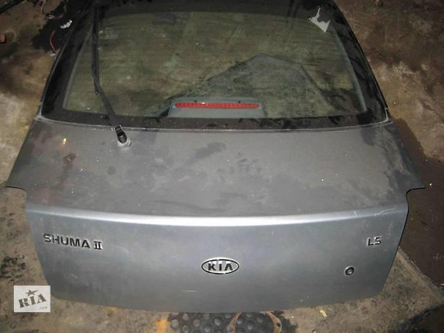 бу  Крышка багажника для легкового авто Kia Shuma в Львове