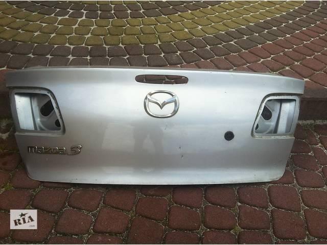 бу Крышка багажника для легкового авто Mazda 3 в Львове