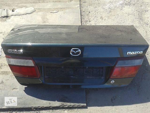 купить бу Крышка багажника для легкового авто Mazda 626 1998 в Запорожье