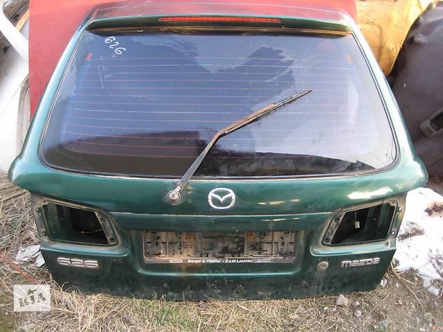 купить бу  Крышка багажника для легкового авто Mazda 626 в Львове