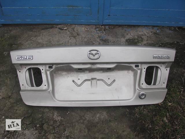 продам  Крышка багажника для легкового авто Mazda 626 бу в Днепре (Днепропетровске)