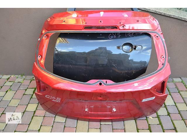 купить бу  Крышка багажника для легкового авто Mazda CX-5 в Остроге