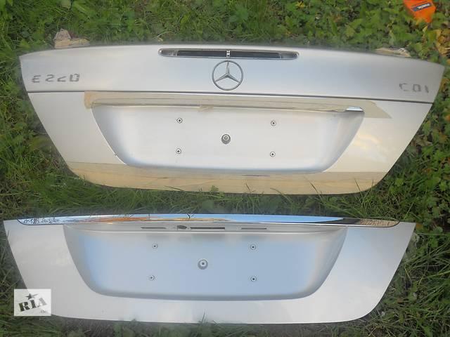 Крышка багажника для легкового авто Mercedes E-Class  211- объявление о продаже  в Ровно