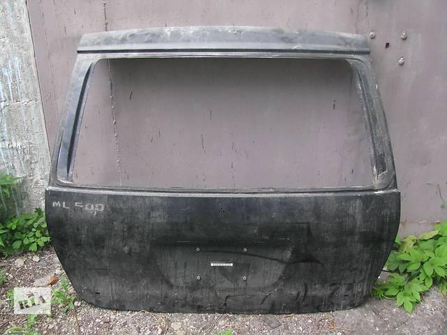 купить бу  Крышка багажника для легкового авто Mercedes ML-Class в Днепре (Днепропетровске)