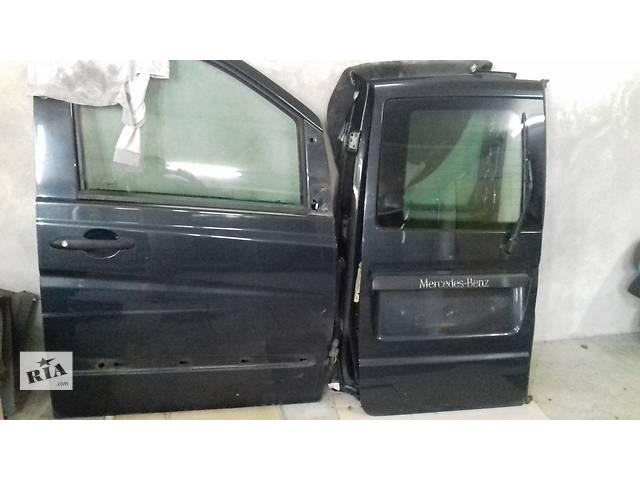 бу  Крышка багажника для легкового авто Mercedes Vito в Черновцах