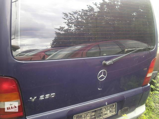 бу Крышка багажника для легкового авто Mercedes Vito в Ужгороде