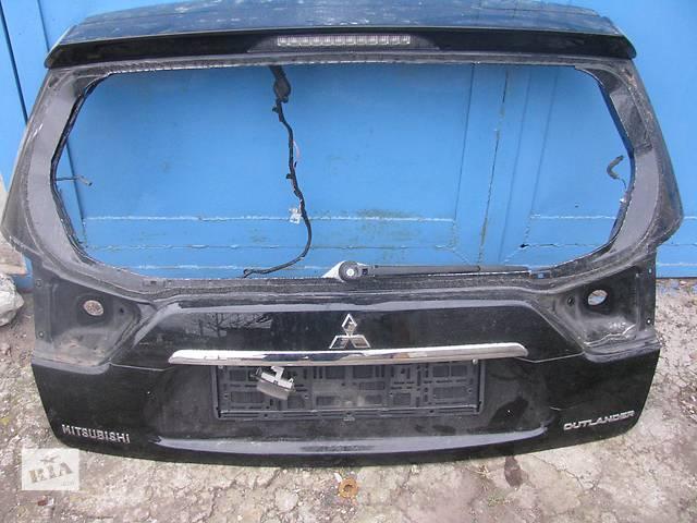 купить бу  Крышка багажника для легкового авто Mitsubishi Outlander XL в Днепре (Днепропетровск)