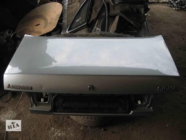 бу  Крышка багажника для легкового авто Mitsubishi Sigma в Львове