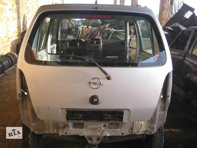продам  Крышка багажника для легкового авто Opel Agila бу в Львове