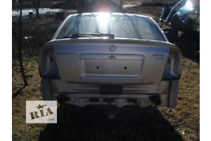 Крышки багажника Opel Astra G