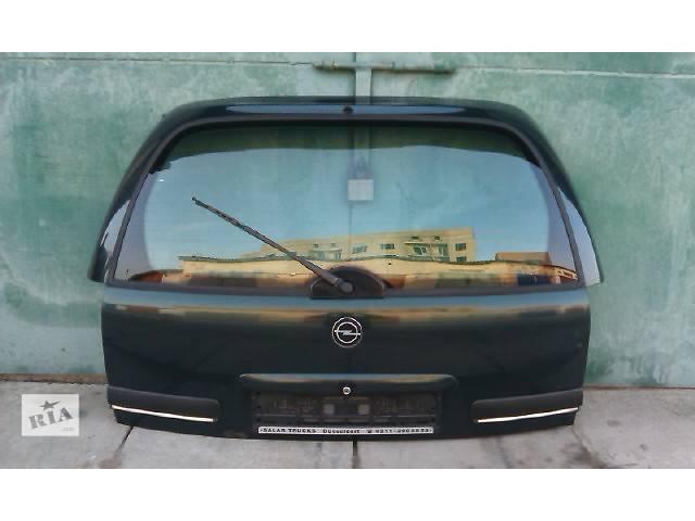 Крышка багажника для легкового авто Opel Omega B- объявление о продаже  в Костополе