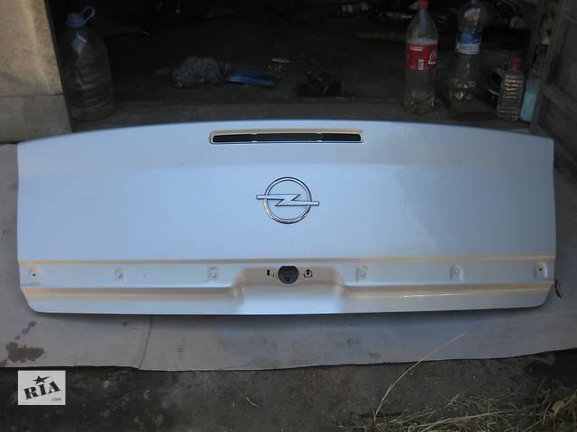 Крышка багажника для легкового авто Opel Vectra C- объявление о продаже  в Львове