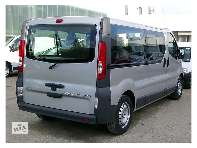 продам Крышка багажника для легкового авто Opel Vivaro 2002-15 бу в Луцке